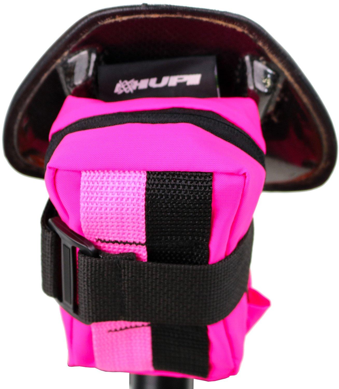 Bolsa de Selim HUPI Nano Pink