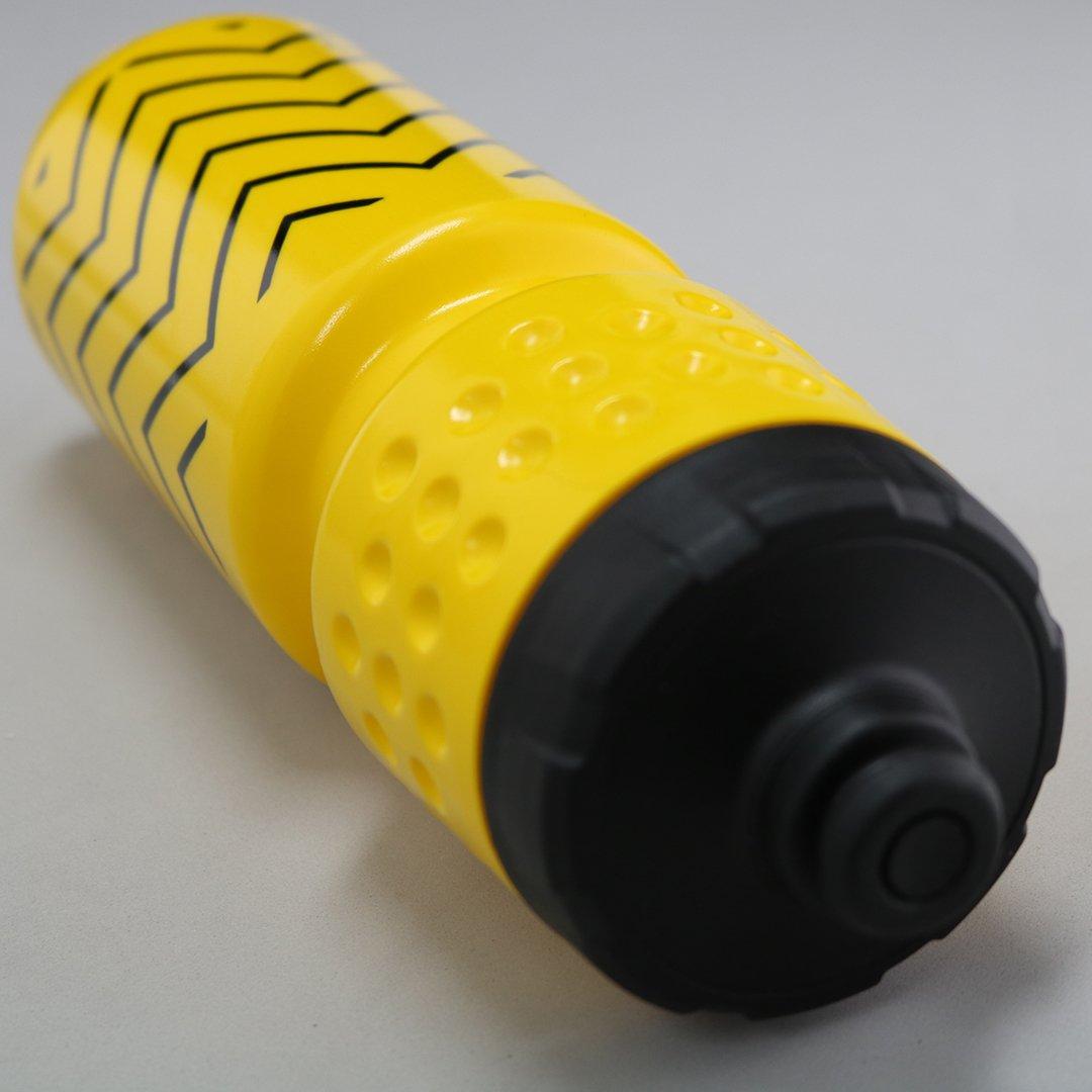 Garrafa Pullo Graffi Amarelo 750ml