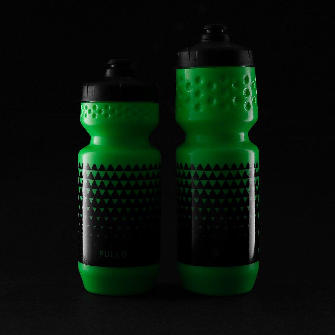 Garrafa Pullo Inca Verde Neon 600ml