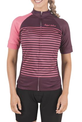 Camisa Ciclismo HUPI Serena