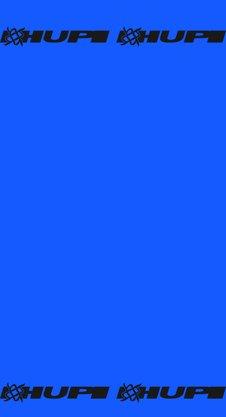 Bandana HUPI - Azul Liso