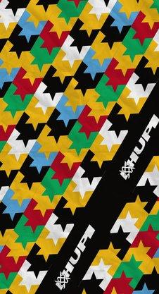 Bandana HUPI - Colorful