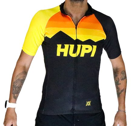 Camisa para Ciclismo HUPI Shadow