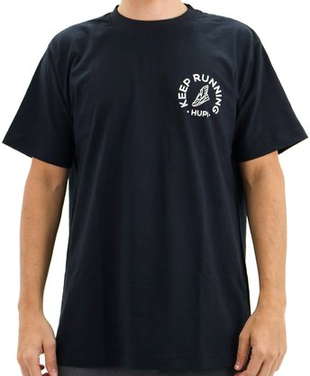 Camiseta Casual HUPI Keep Running