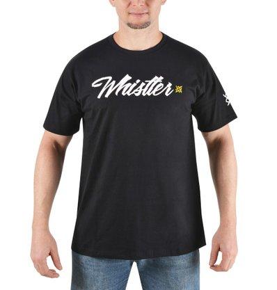 Camiseta Casual HUPI Whistler
