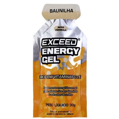 Exceed Energy Gel Sabor Baunilha 30g
