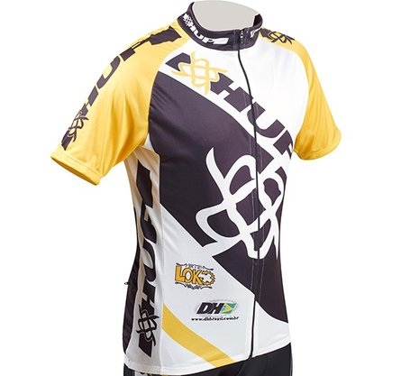 Camisa para Ciclismo Personalizada HUPI