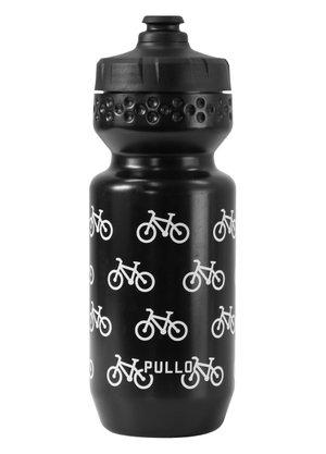 Garrafa Pullo Bike Preto 600ml