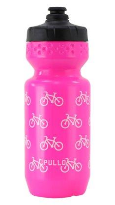 Garrafa Pullo Bike Rosa 600ml