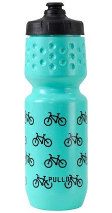Garrafa Pullo Bike Verde Água 750 Ml