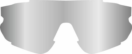 Lente Extra Óculos de Sol - Bornio Cinza Espelhado
