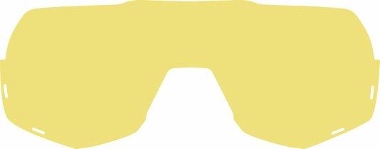 Lente Extra - Óculos de Sul Huez Amarela