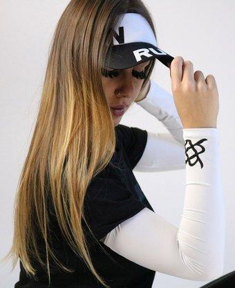 Manguito HUPI Branco Proteção UV50+