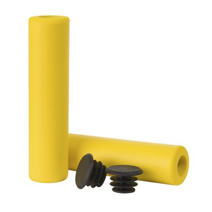 Manopla Silicone HUPI Amarelo