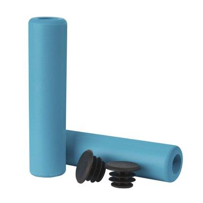 Manopla Silicone HUPI Azul
