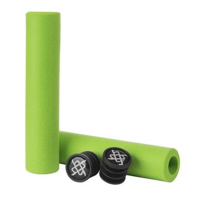 Manopla Silicone HUPI PRO SI Verde
