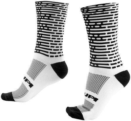 Meia Biometria Branco HUPI - LT para pés menores 34-38