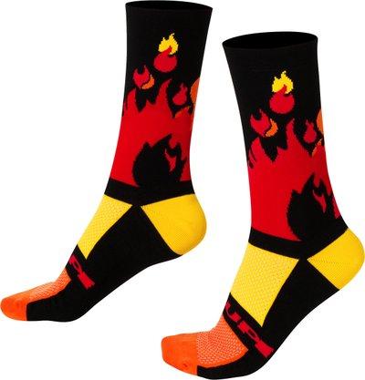Meia HUPI Fire