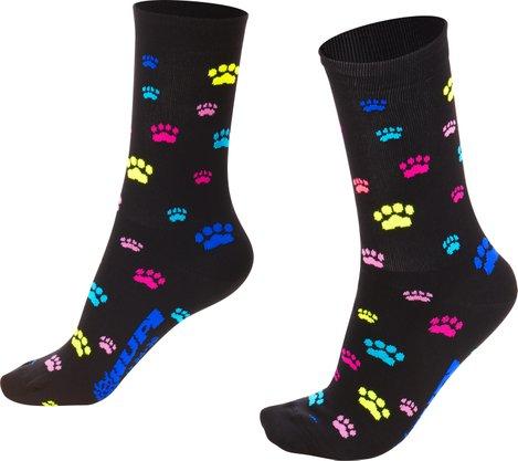 Meia HUPI Love Pets Colors - LT para pés menores 34-38