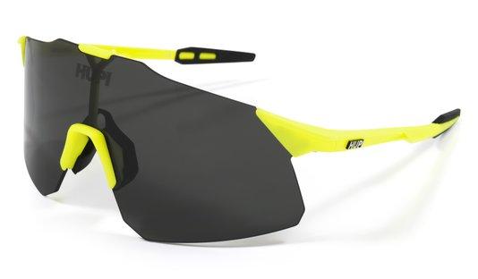 Óculos HUPI Angliru Amarelo Neon/Preto - Lente Preto