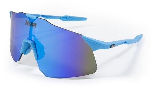 Óculos HUPI Angliru Azul - Lente Azul Espelhado