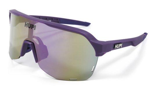 Óculos HUPI Huez Roxo - Lente Roxo Espelhado