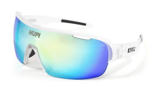 Oculos HUPI Pacer Cristal/Preto - Clip Para Lentes De Grau