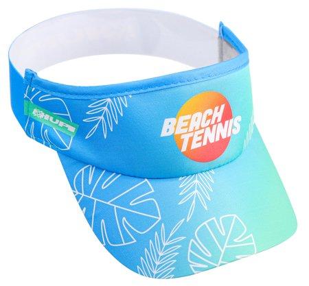 Viseira Beach Tennis HUPI Blue