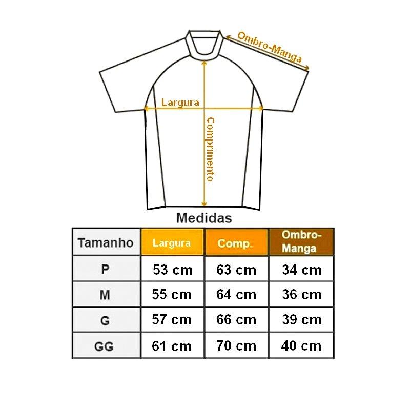 Camiseta HUPI Alpi Preta