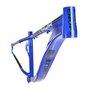Quadro HUPI Naja V7 Azul Vertical
